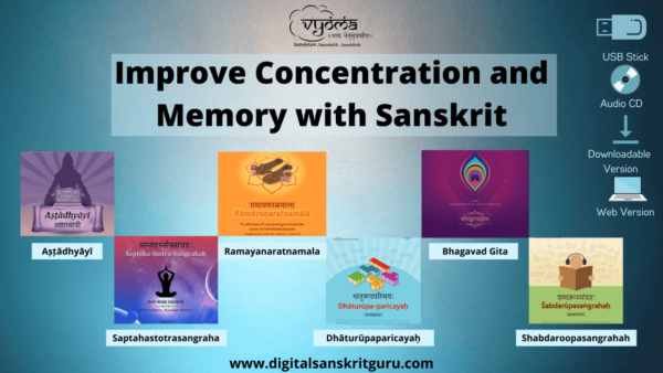 Improve Concentration and Memory with Sanskrit